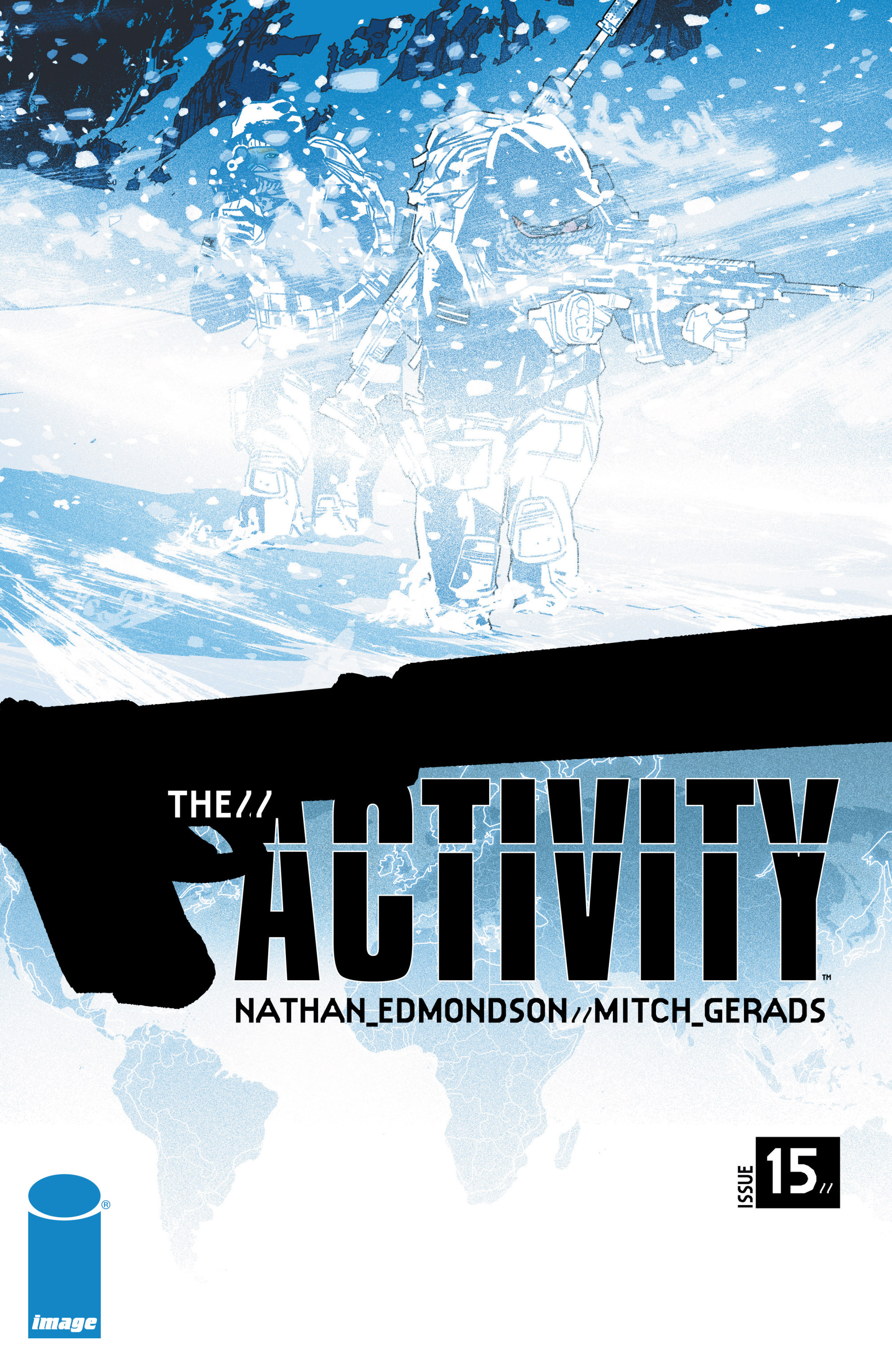 Read online The Activity comic -  Issue #15 - 1