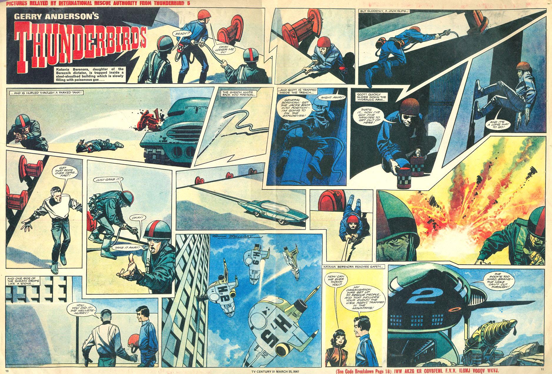 Read online TV Century 21 (TV 21) comic -  Issue #114 - 10