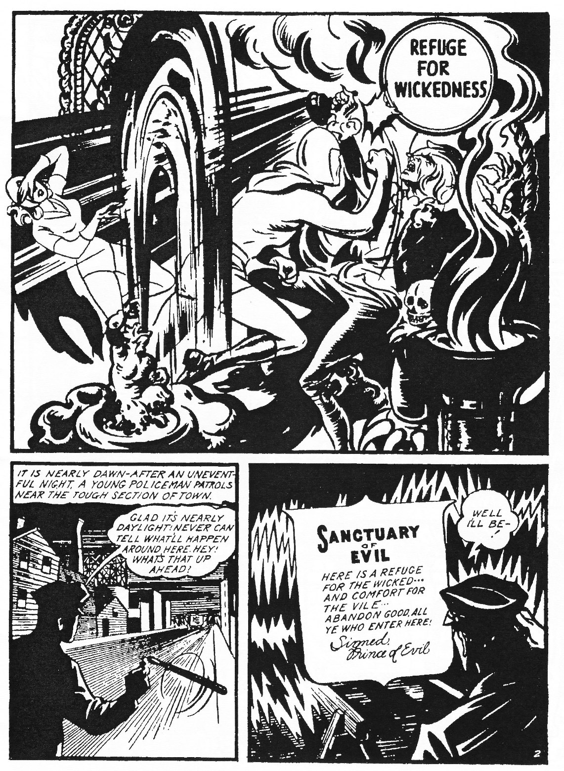 Read online Men of Mystery Comics comic -  Issue #77 - 27