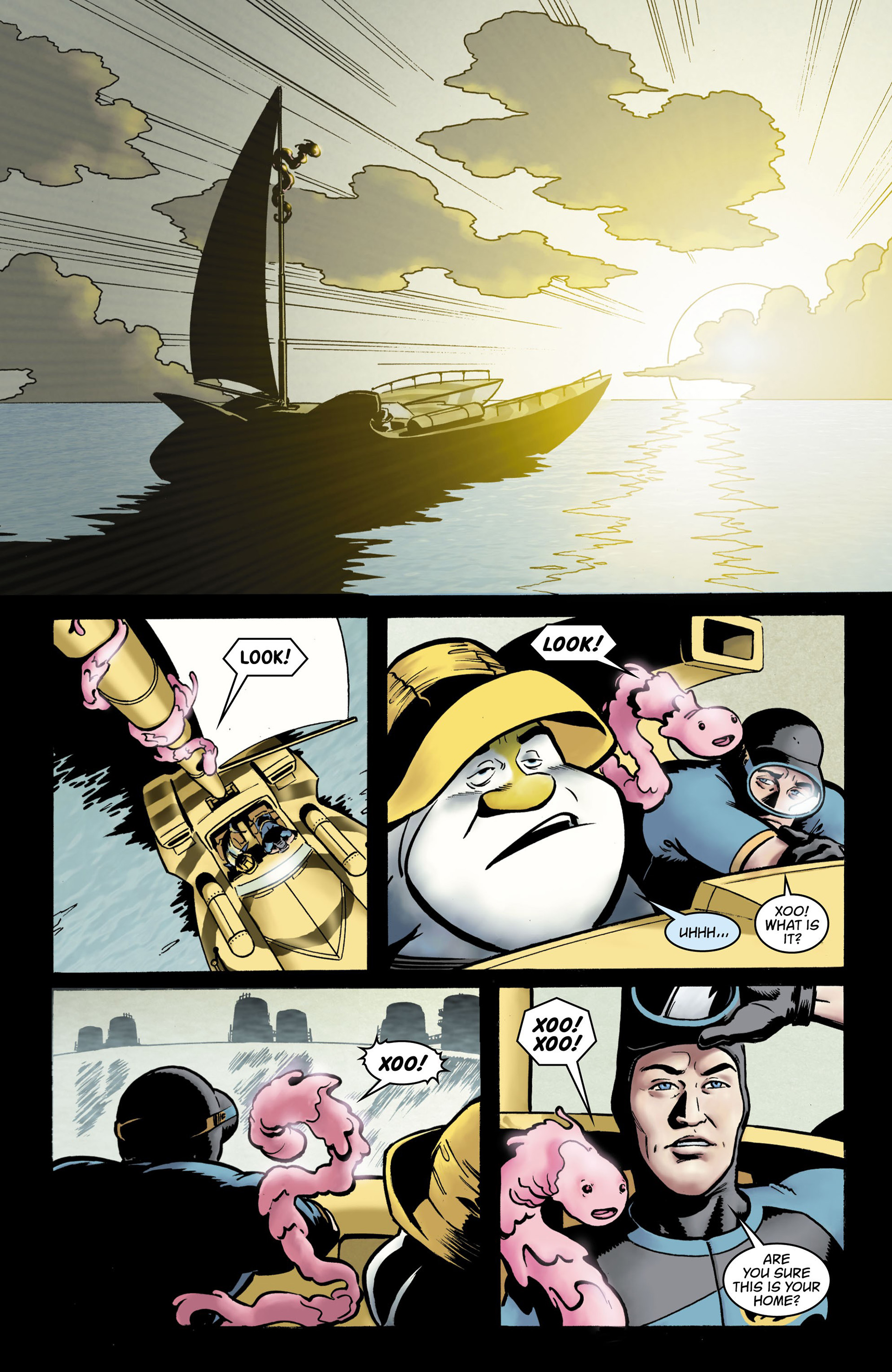 Read online Seaguy comic -  Issue #2 - 10