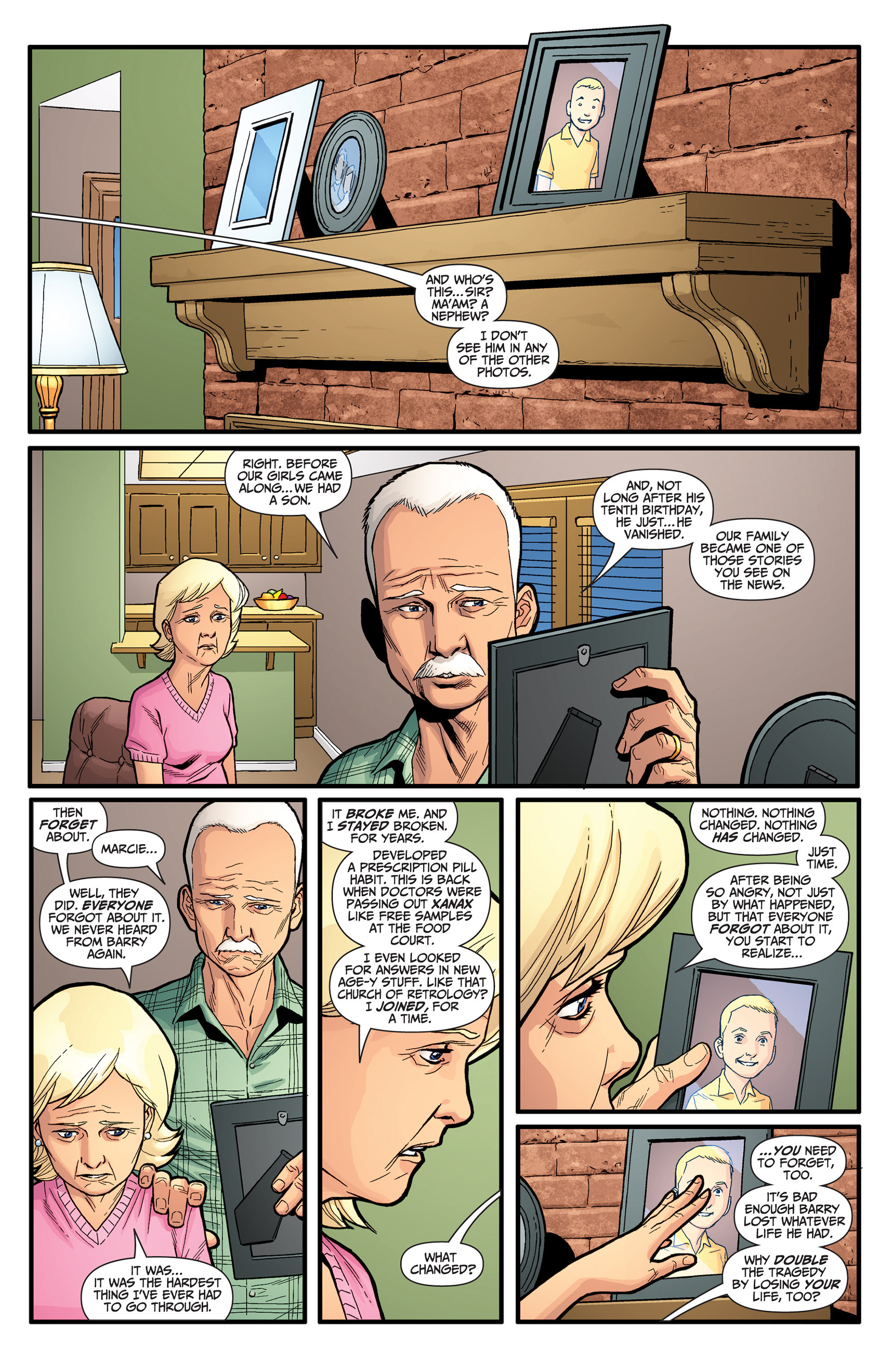 Read online Archer and Armstrong comic -  Issue #25 - 4