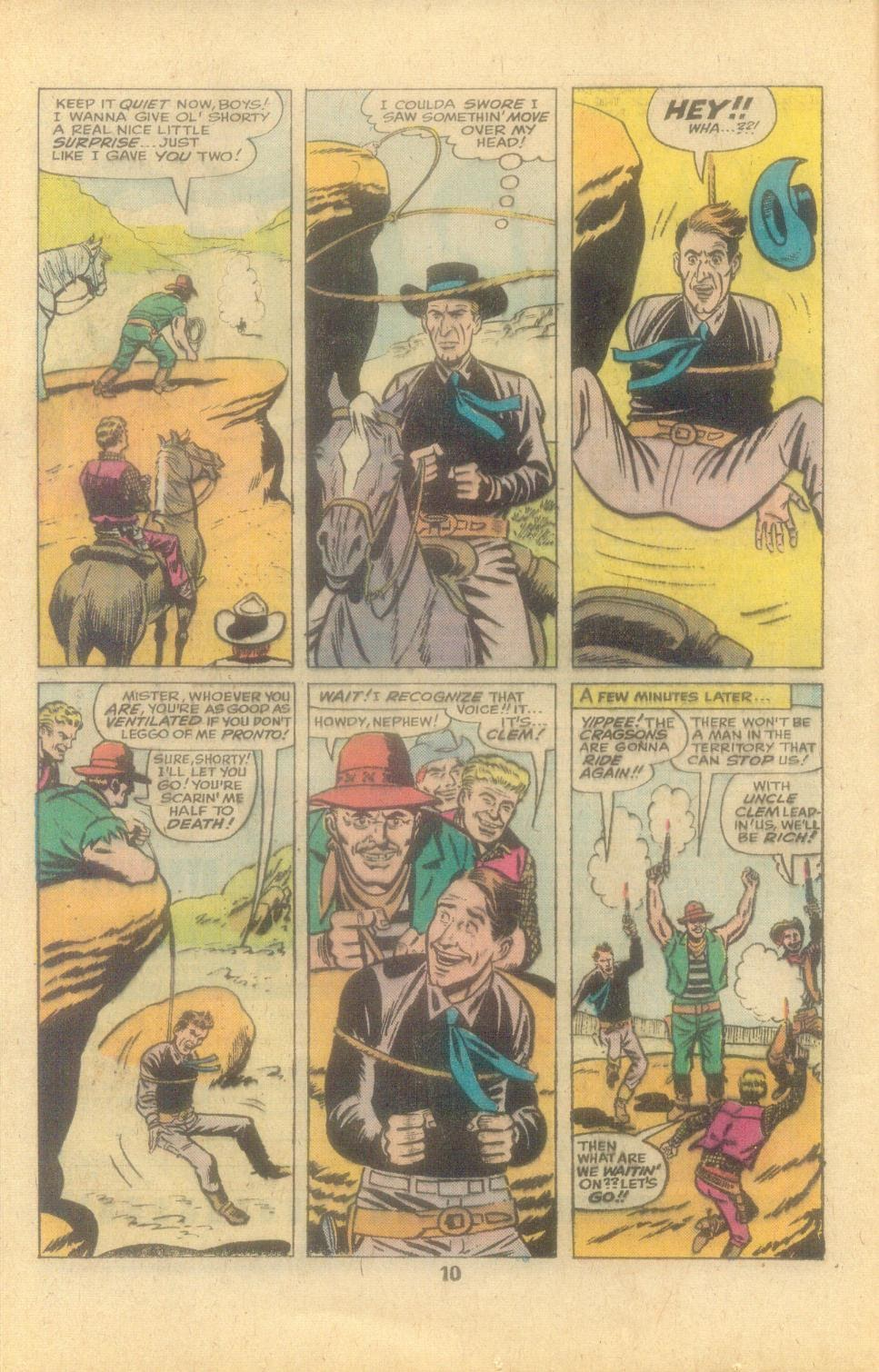 Kid Colt Outlaw issue 194 - Page 12