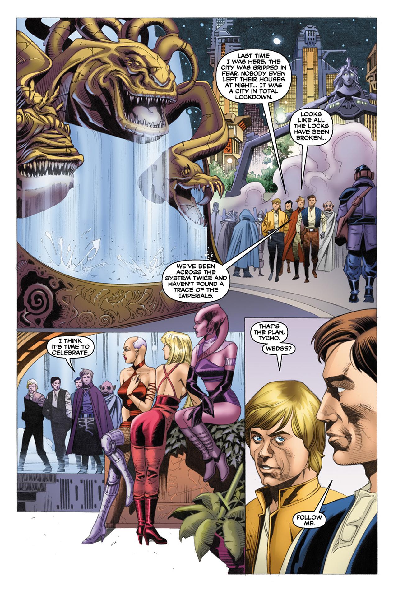 Read online Star Wars Omnibus comic -  Issue # Vol. 1 - 23