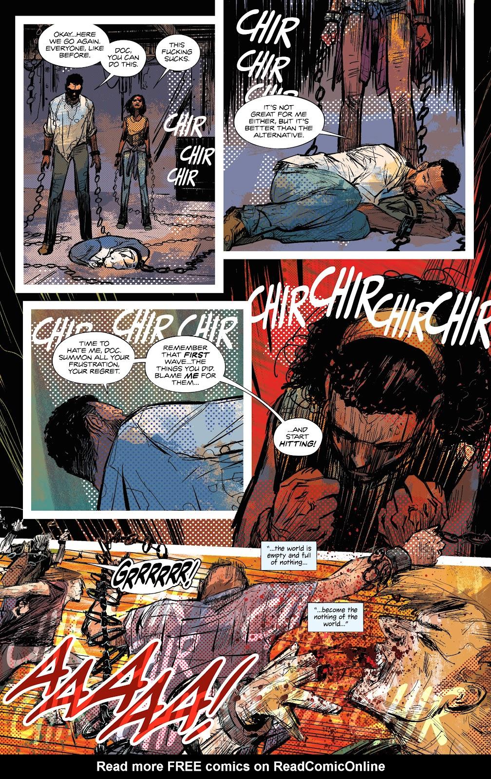 Read online Resonant comic -  Issue #3 - 8