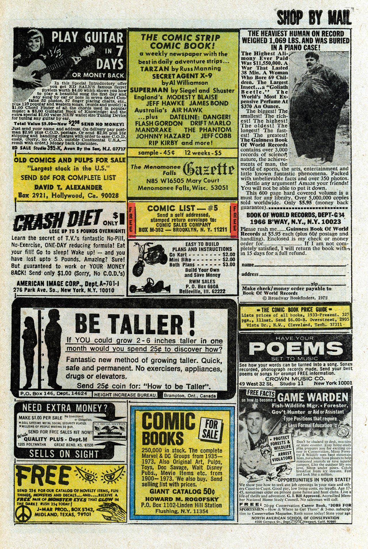 Uncanny X-Men (1963) 80 Page 26
