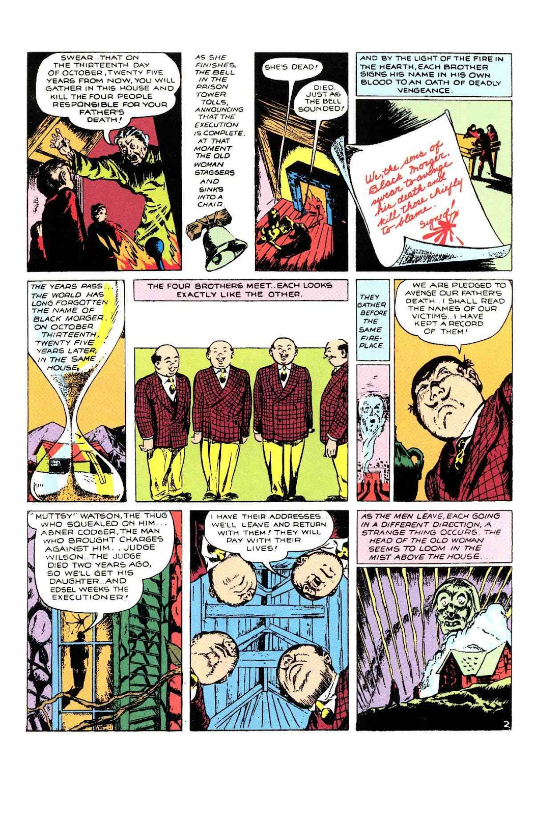 Read online Will Eisner's The Spirit Archives comic -  Issue # TPB 1 (Part 1) - 80