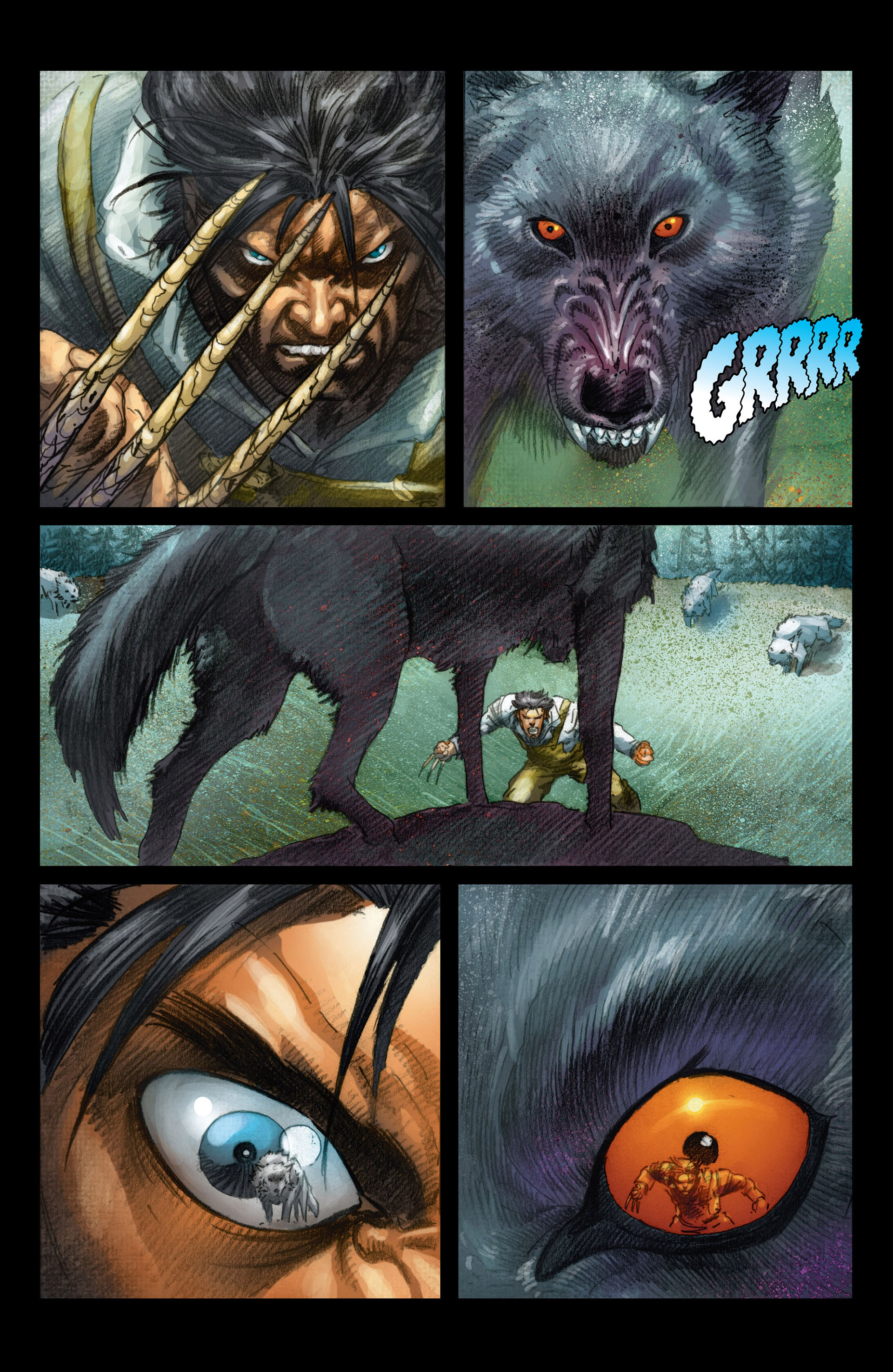 Read online Wolverine: The Origin comic -  Issue #4 - 26