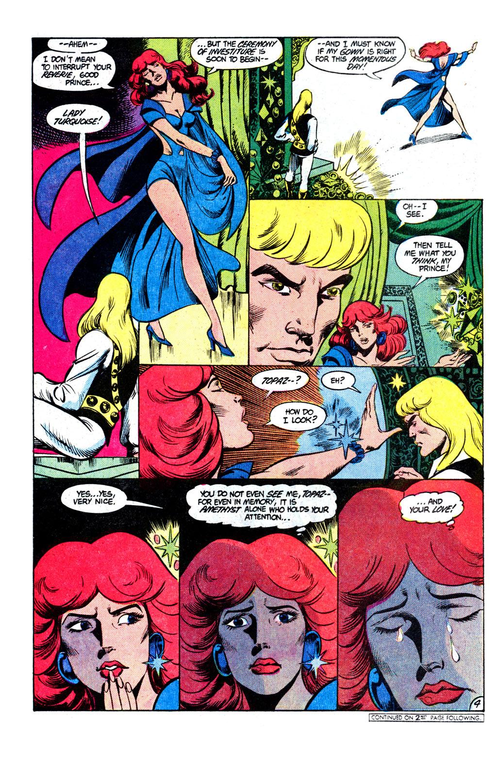 Read online Amethyst, Princess of Gemworld comic -  Issue # _Annual 1 - 5