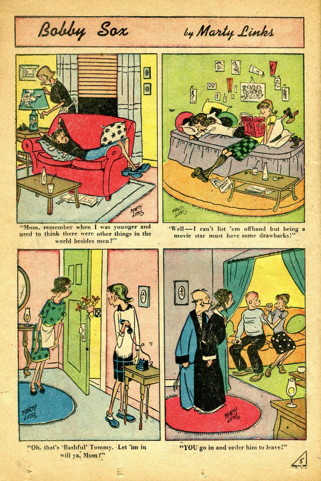 Read online Famous Funnies comic -  Issue #182 - 34