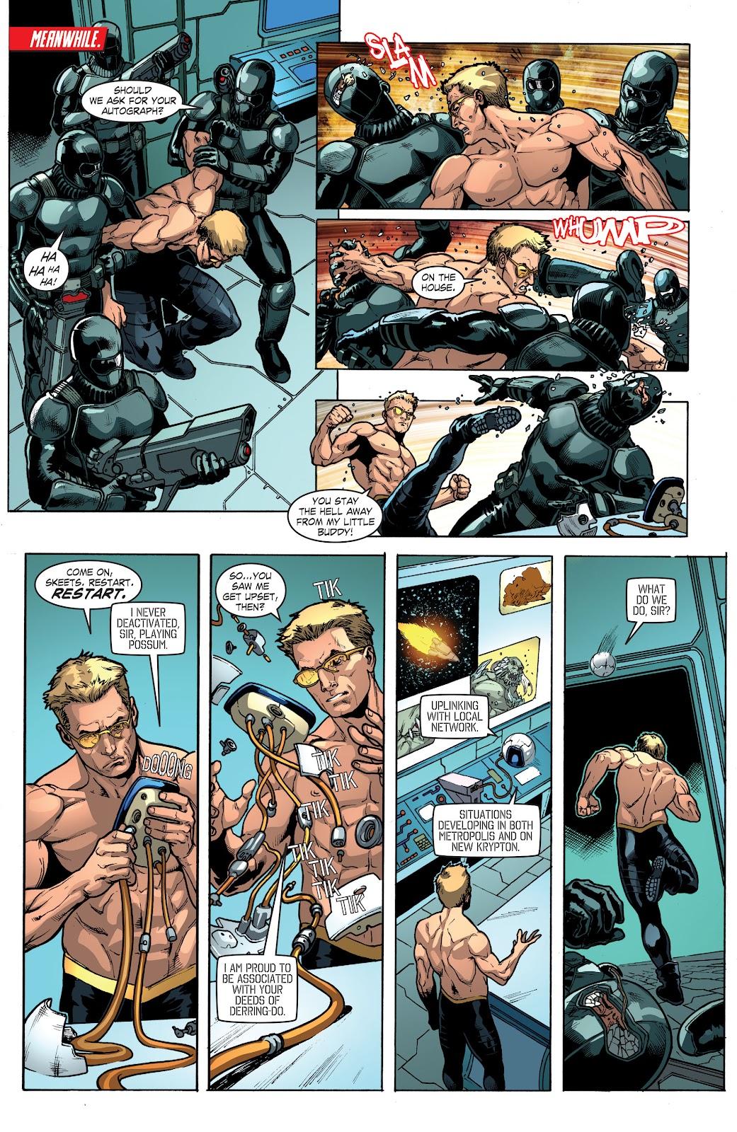 Read online Smallville Season 11 [II] comic -  Issue # TPB 4 - 83
