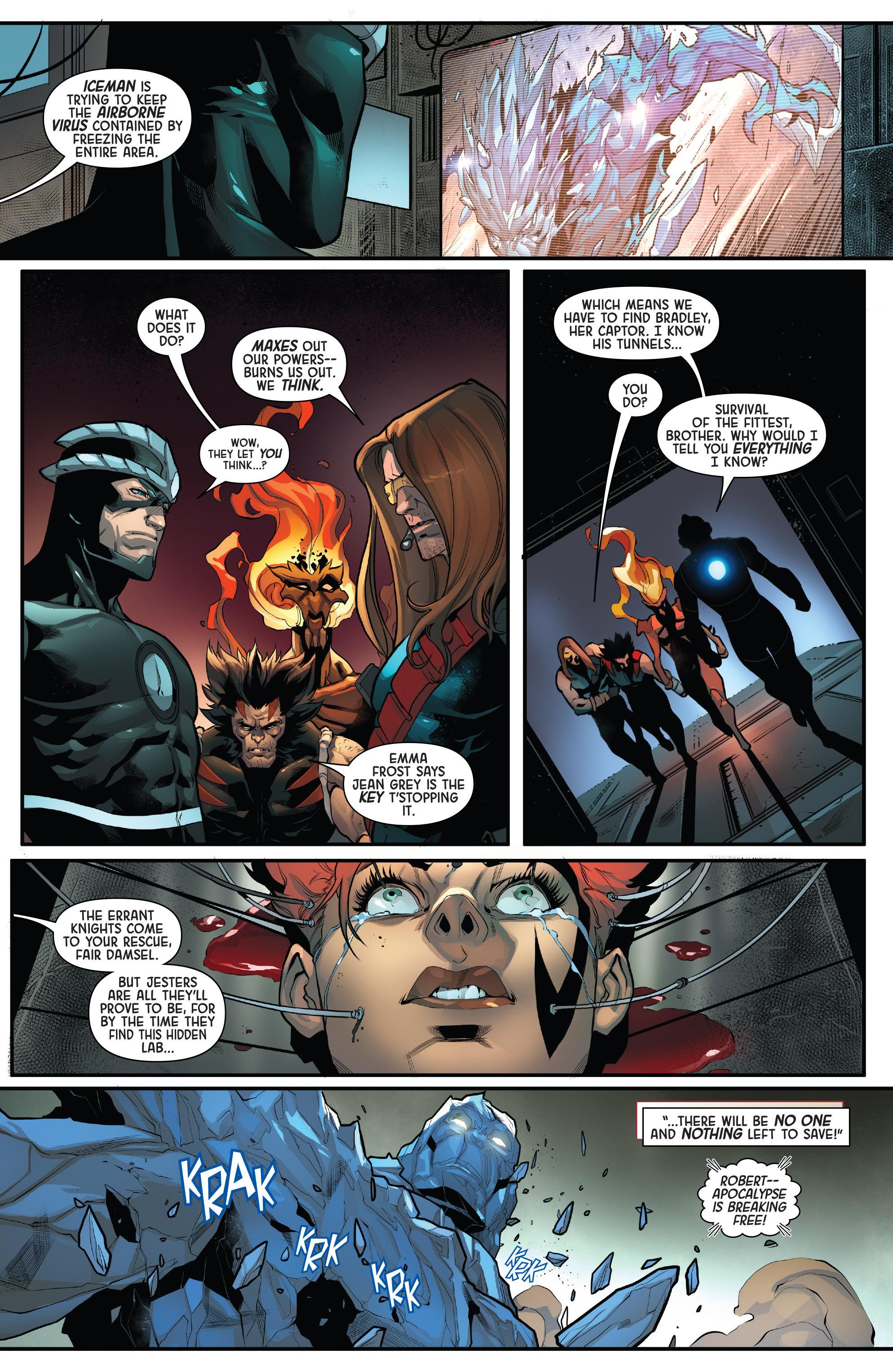 Read online Age of Apocalypse (2015) comic -  Issue #4 - 11