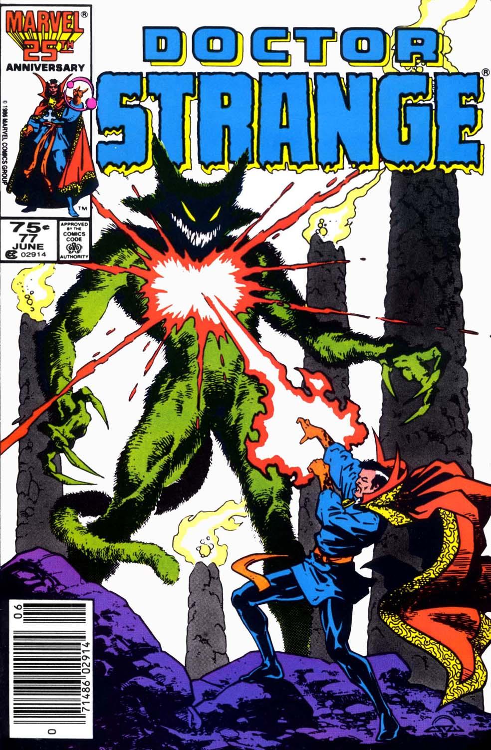 Doctor Strange (1974) 77 Page 1