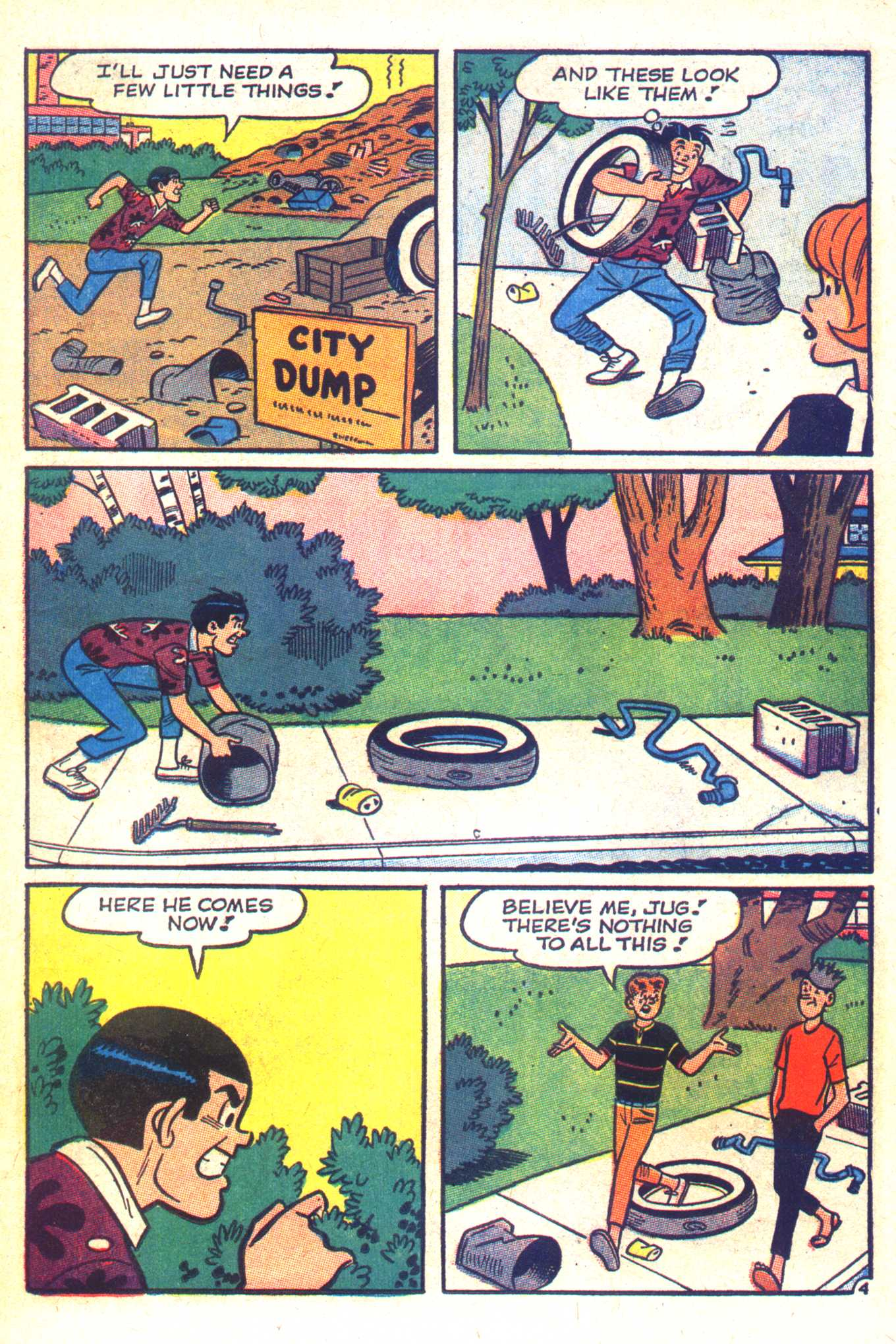 Read online Archie's Girls Betty and Veronica comic -  Issue #131 - 23