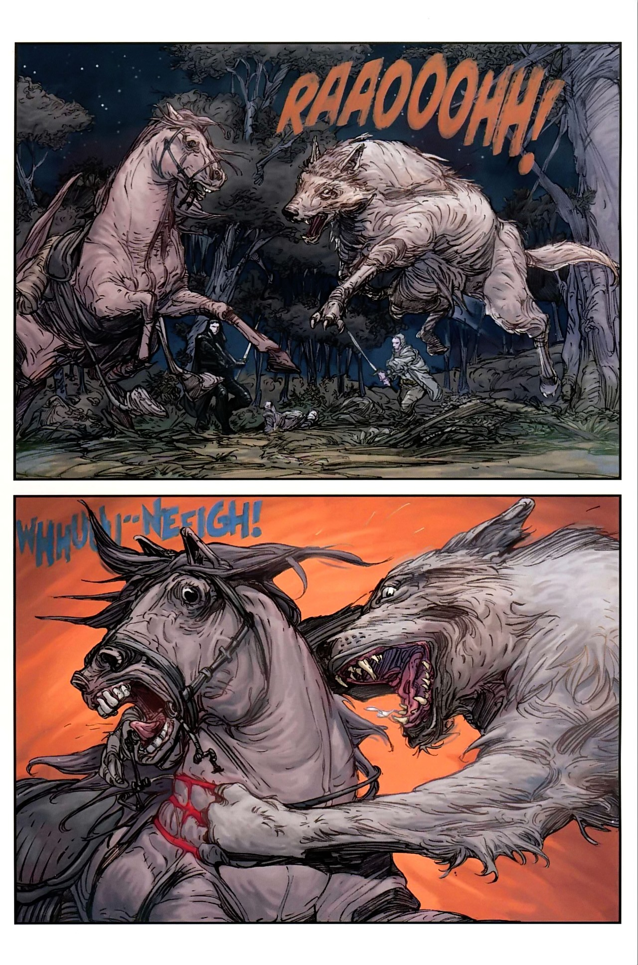 Read online Solomon Kane comic -  Issue #1 - 7