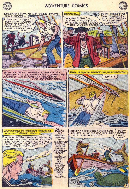 Read online Adventure Comics (1938) comic -  Issue #197 - 19