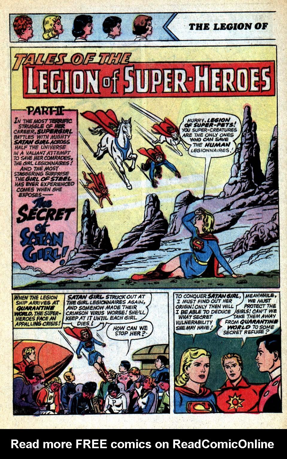 Read online Adventure Comics (1938) comic -  Issue #409 - 40