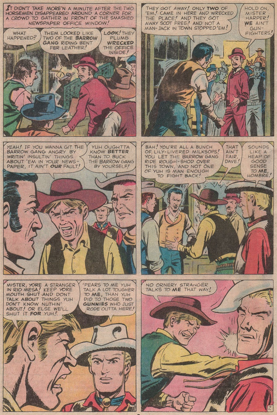 Kid Colt Outlaw issue 211 - Page 4