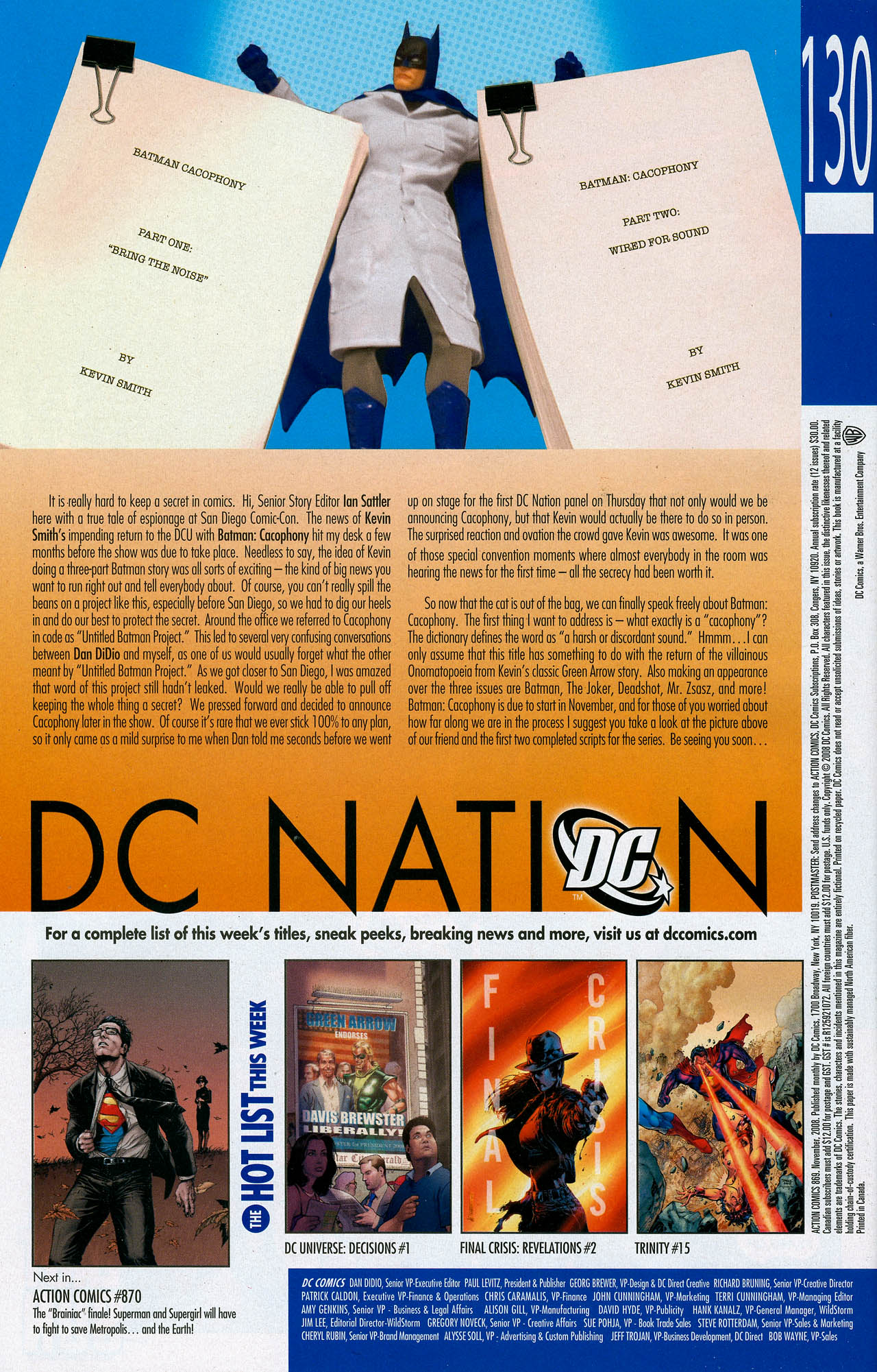 Action Comics (1938) 869 Page 34