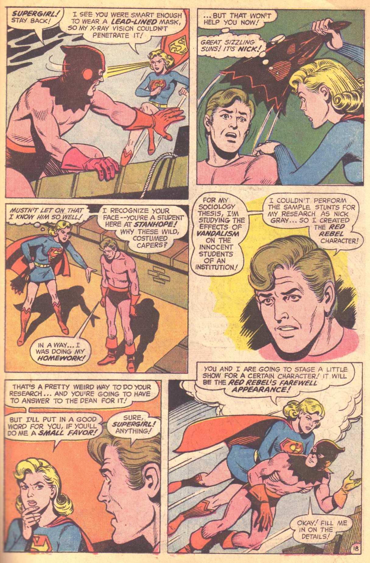 Read online Adventure Comics (1938) comic -  Issue #382 - 23