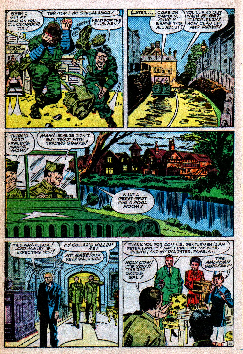 Read online Sgt. Fury comic -  Issue #4 - 12