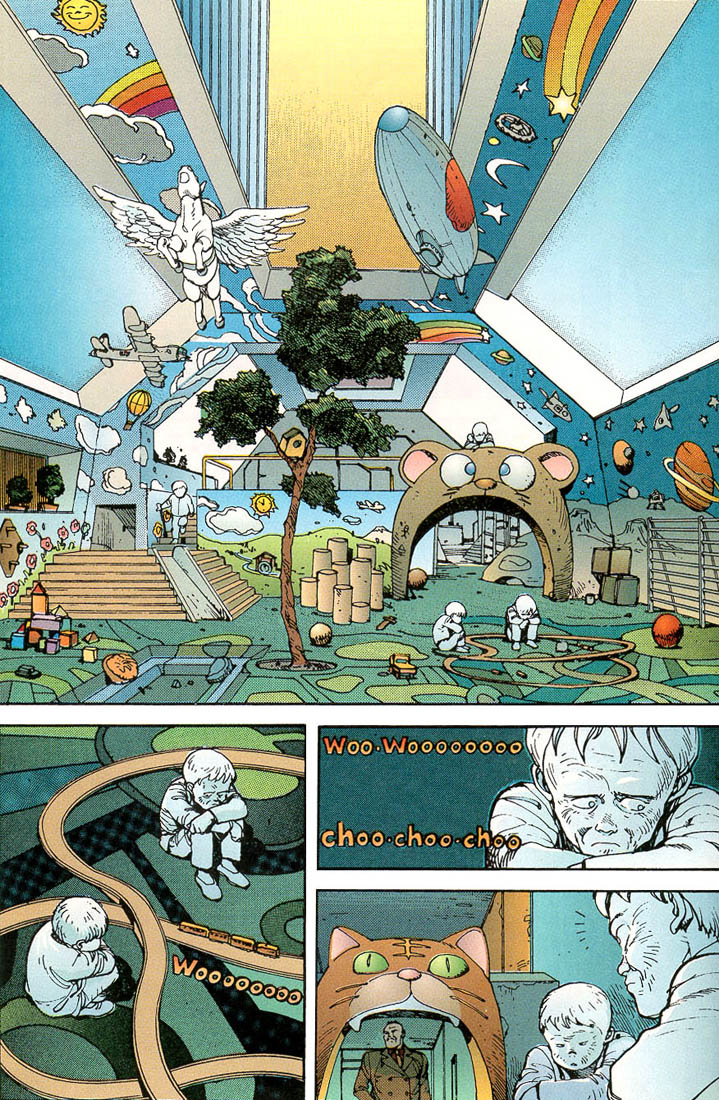 Read online Akira comic -  Issue #3 - 36