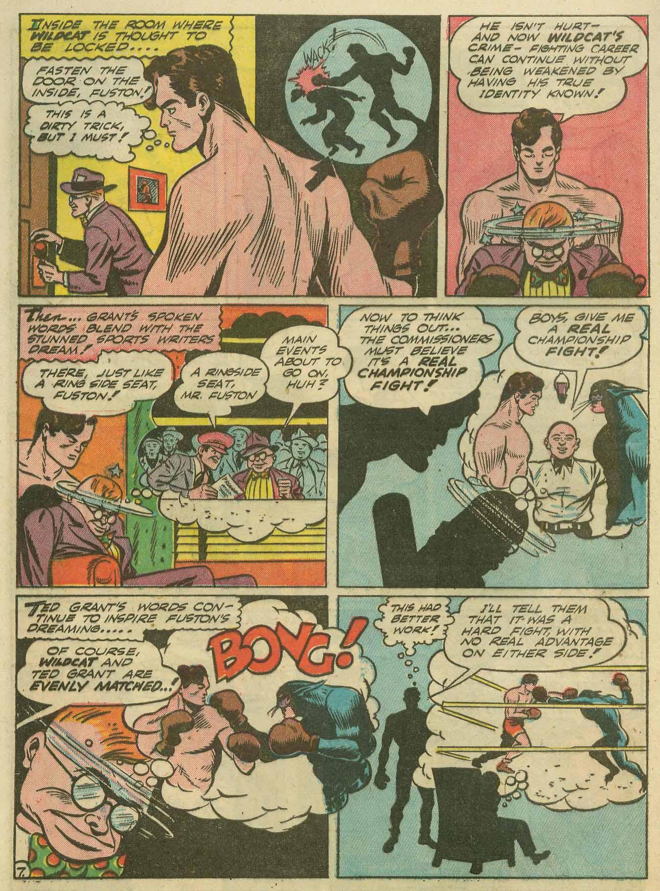 Read online Sensation (Mystery) Comics comic -  Issue #14 - 62