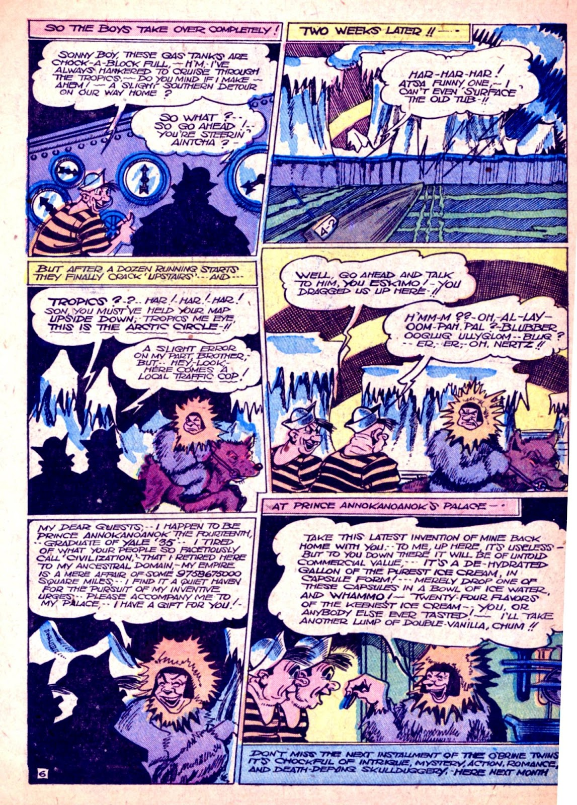 The Blue Beetle issue 31 - Page 38
