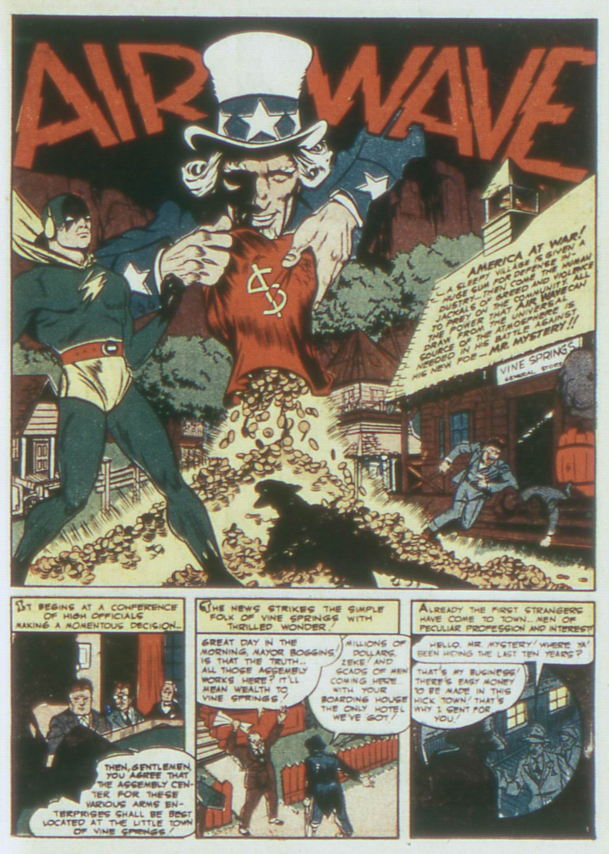 Read online Detective Comics (1937) comic -  Issue #62 - 43