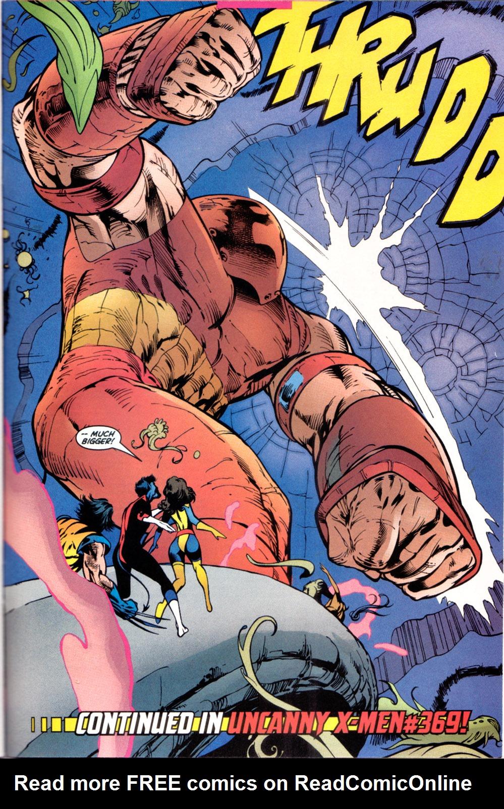 X-Men (1991) 88 Page 22