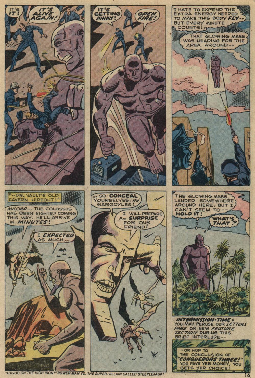 Read online Astonishing Tales (1970) comic -  Issue #23 - 11