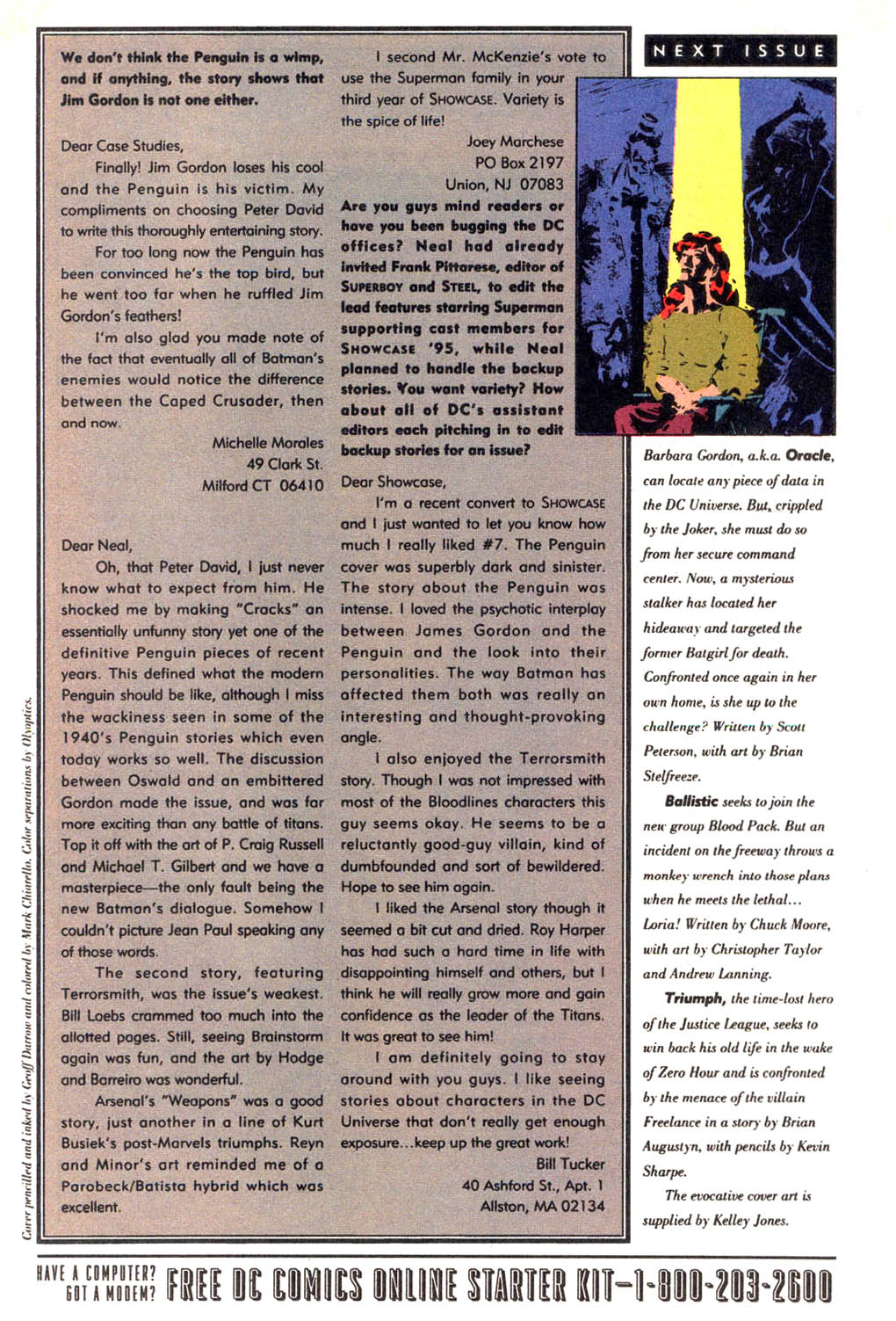 Read online Showcase '94 comic -  Issue #11 - 41