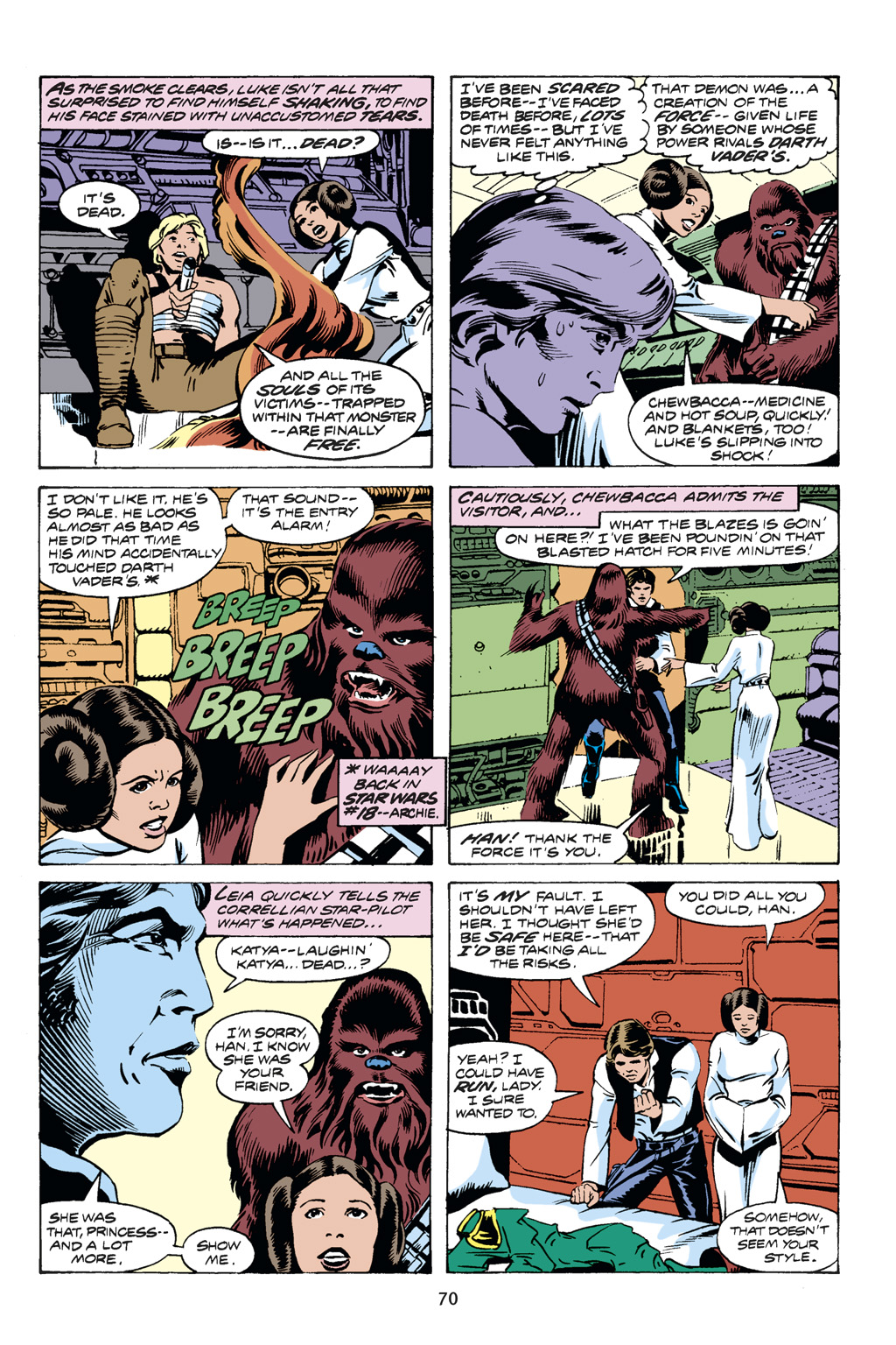 Read online Star Wars Omnibus comic -  Issue # Vol. 14 - 70