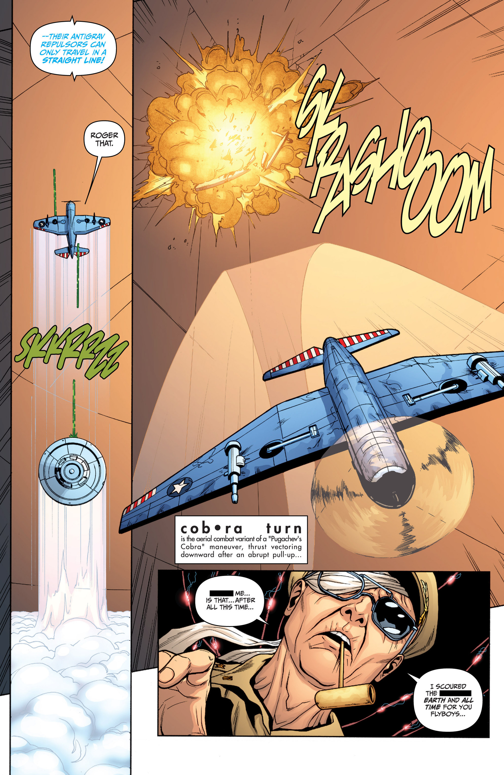 Read online Archer and Armstrong comic -  Issue #13 - 14