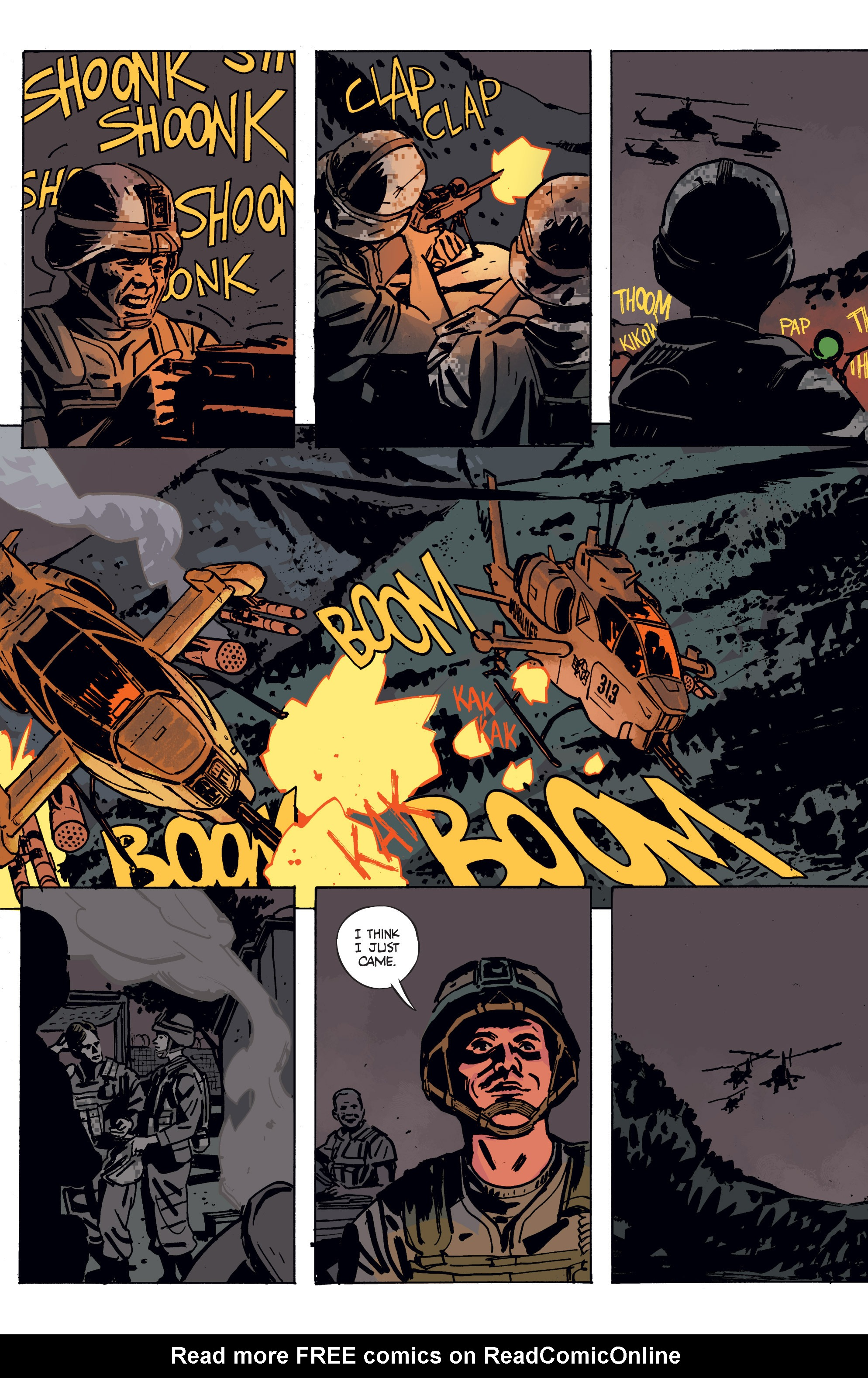Read online Graveyard of Empires comic -  Issue # TPB - 23