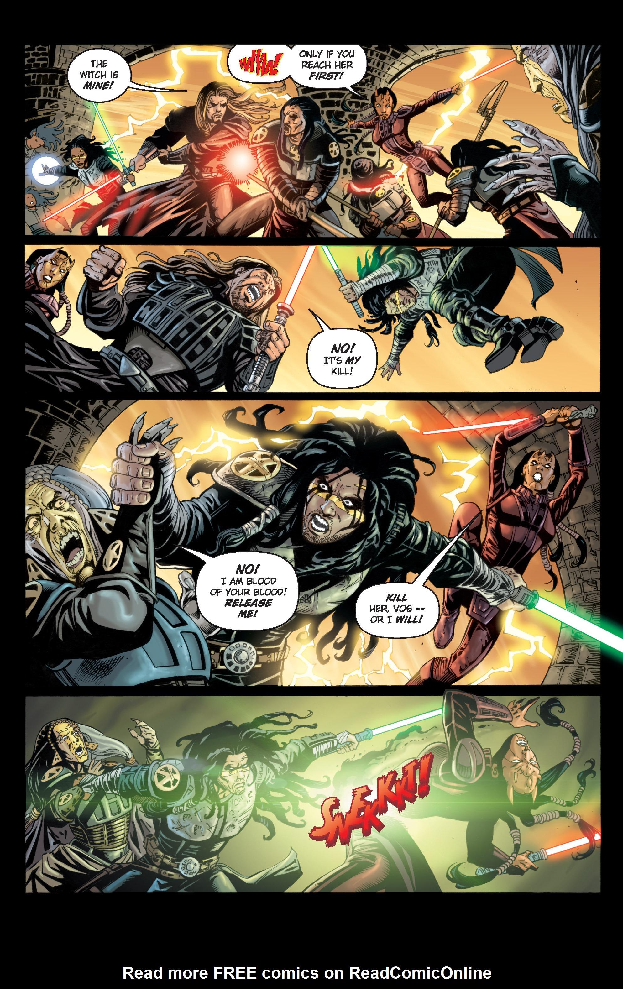 Read online Star Wars Omnibus comic -  Issue # Vol. 24 - 346
