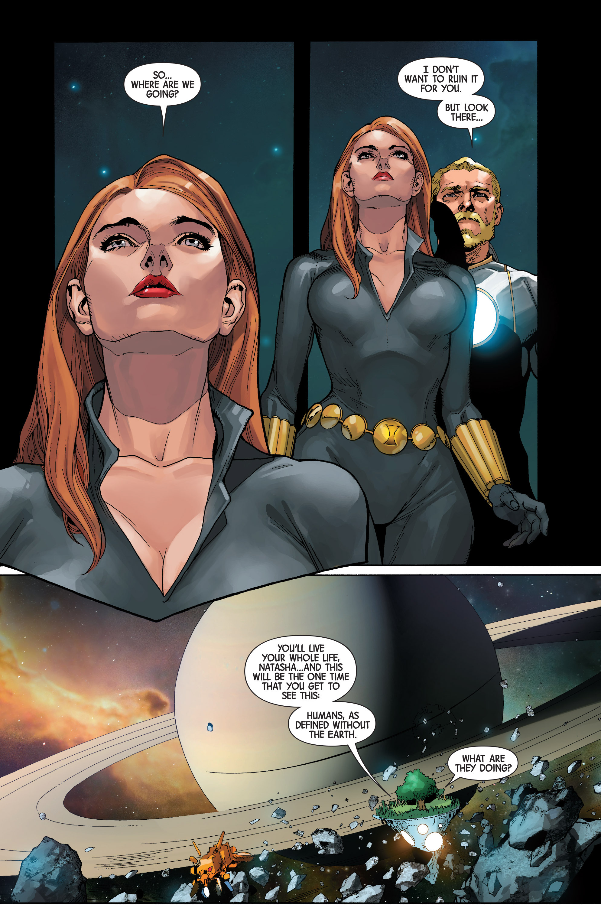 Read online Avengers (2013) comic -  Issue #32 - 10