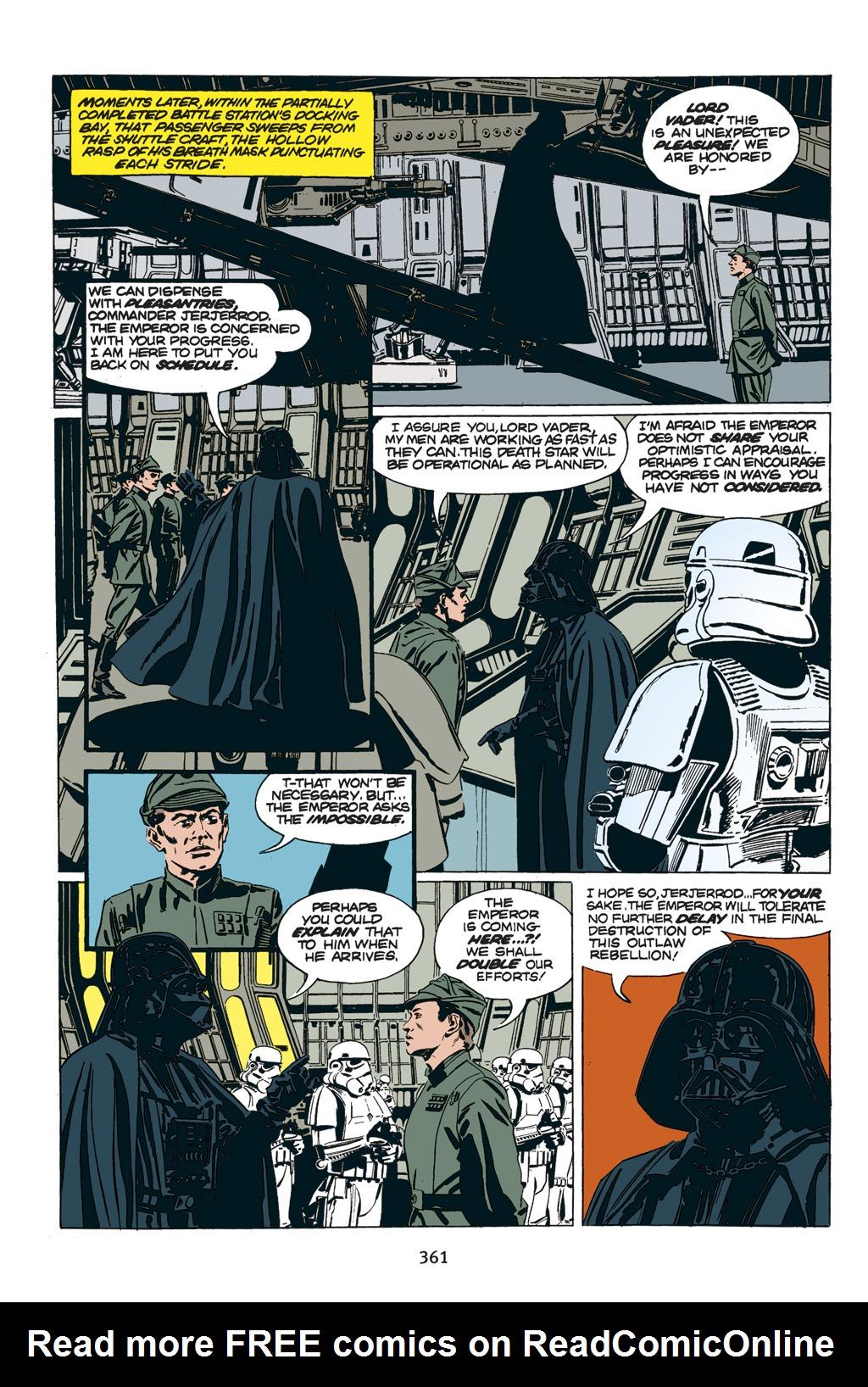 Read online Star Wars Omnibus comic -  Issue # Vol. 18.5 - 80