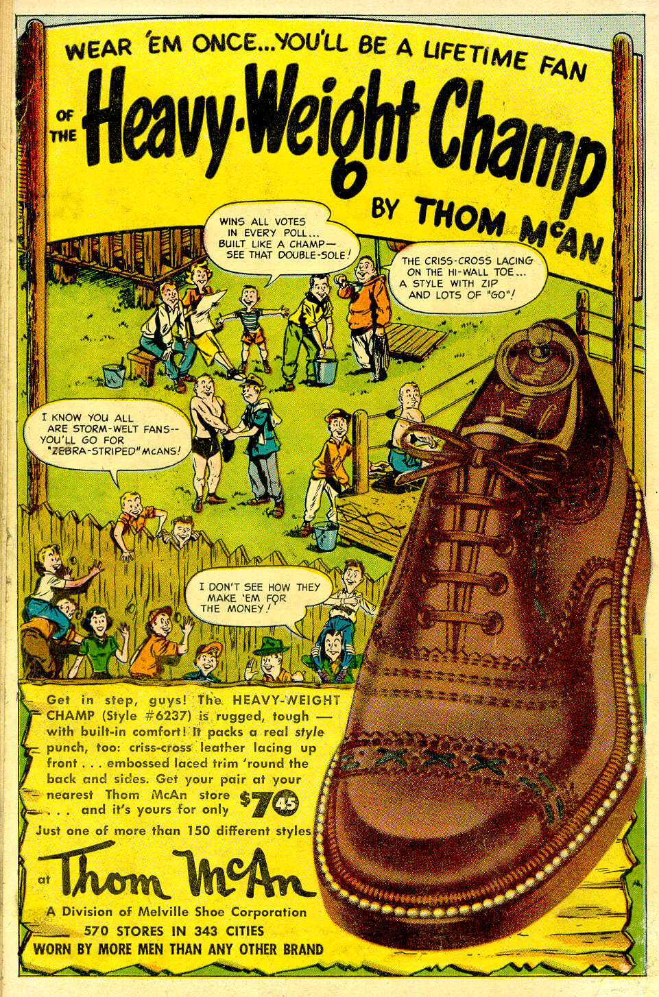 Read online All-Star Western (1951) comic -  Issue #68 - 36