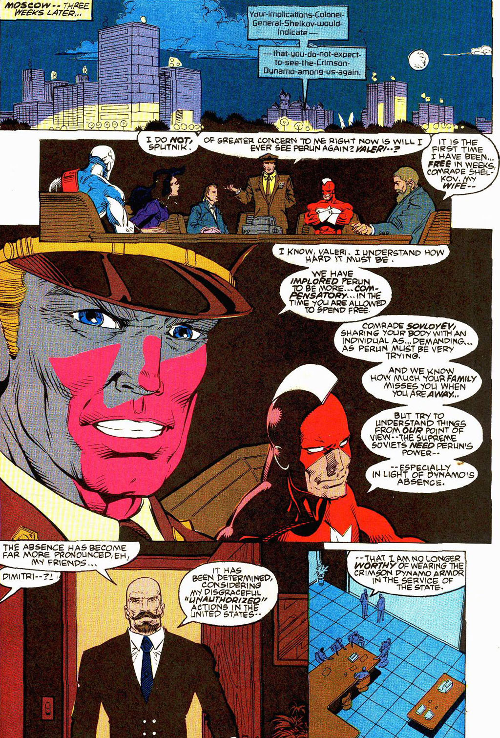 Read online Soviet Super Soldiers comic -  Issue # Full - 56