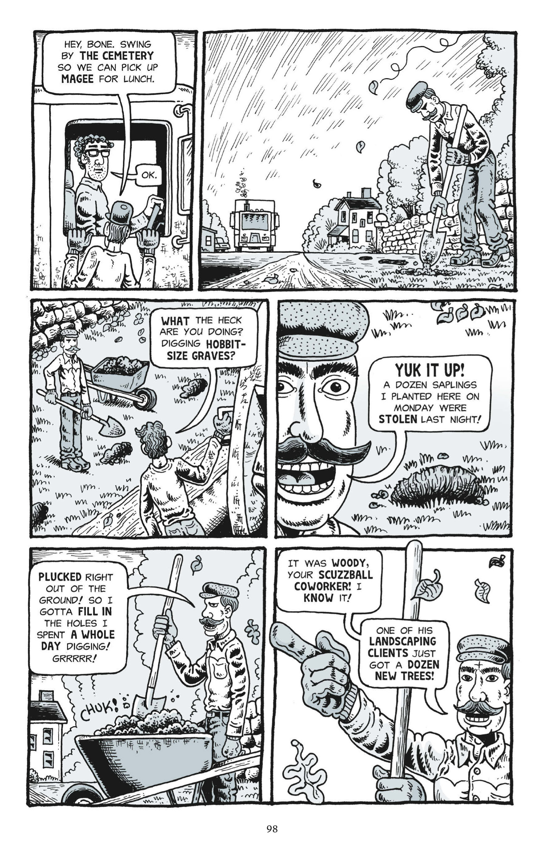 Read online Trashed comic -  Issue # Full - 96