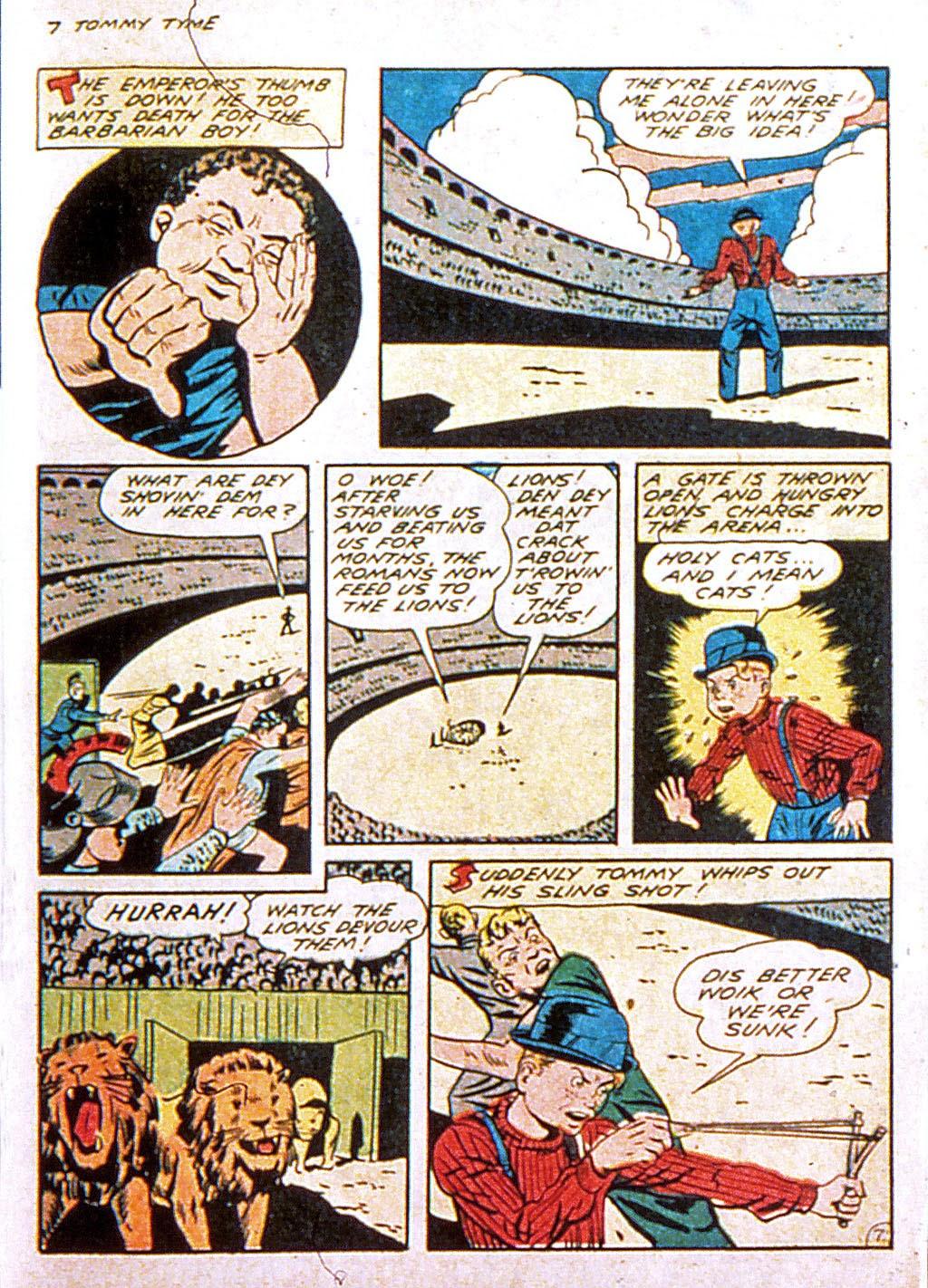 Read online Mystic Comics (1944) comic -  Issue #1 - 41