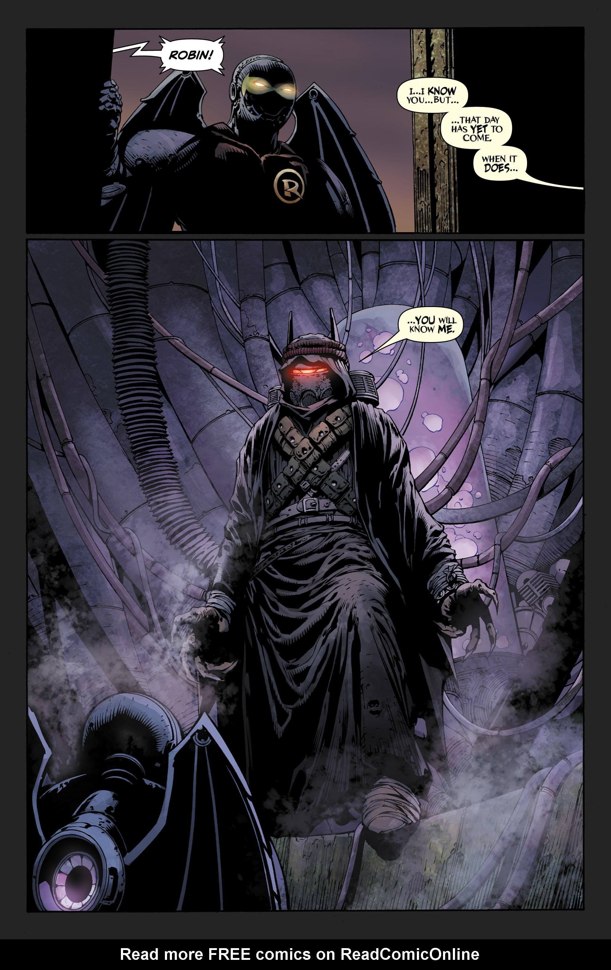 Read online Batman: The Return comic -  Issue # Full - 22