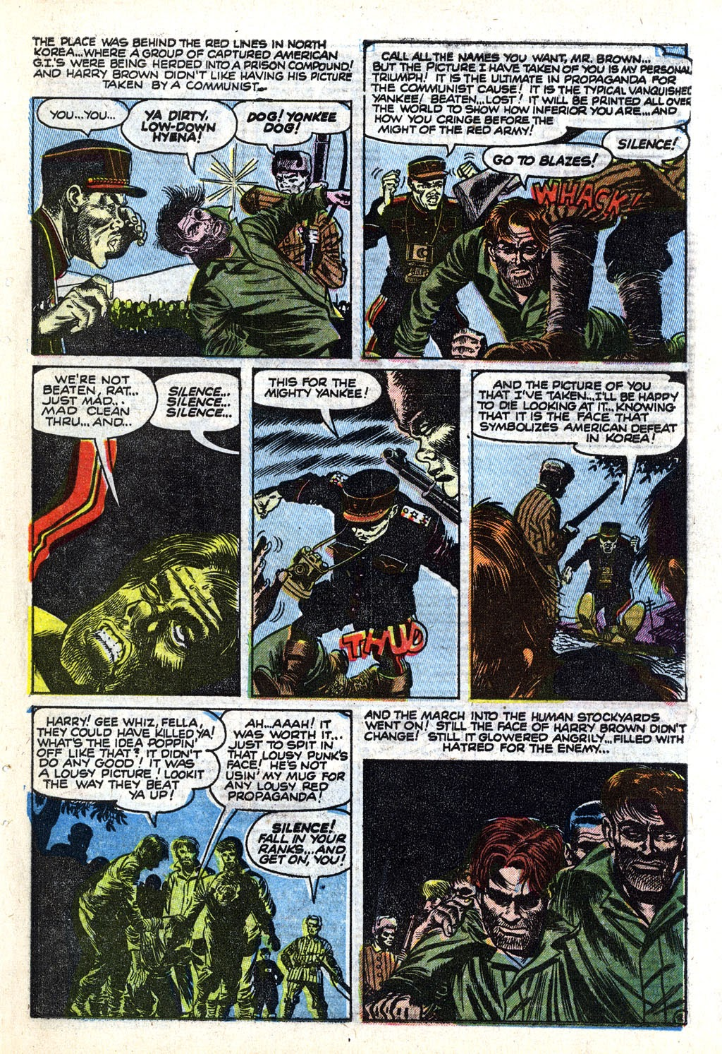 Combat (1952) issue 11 - Page 27