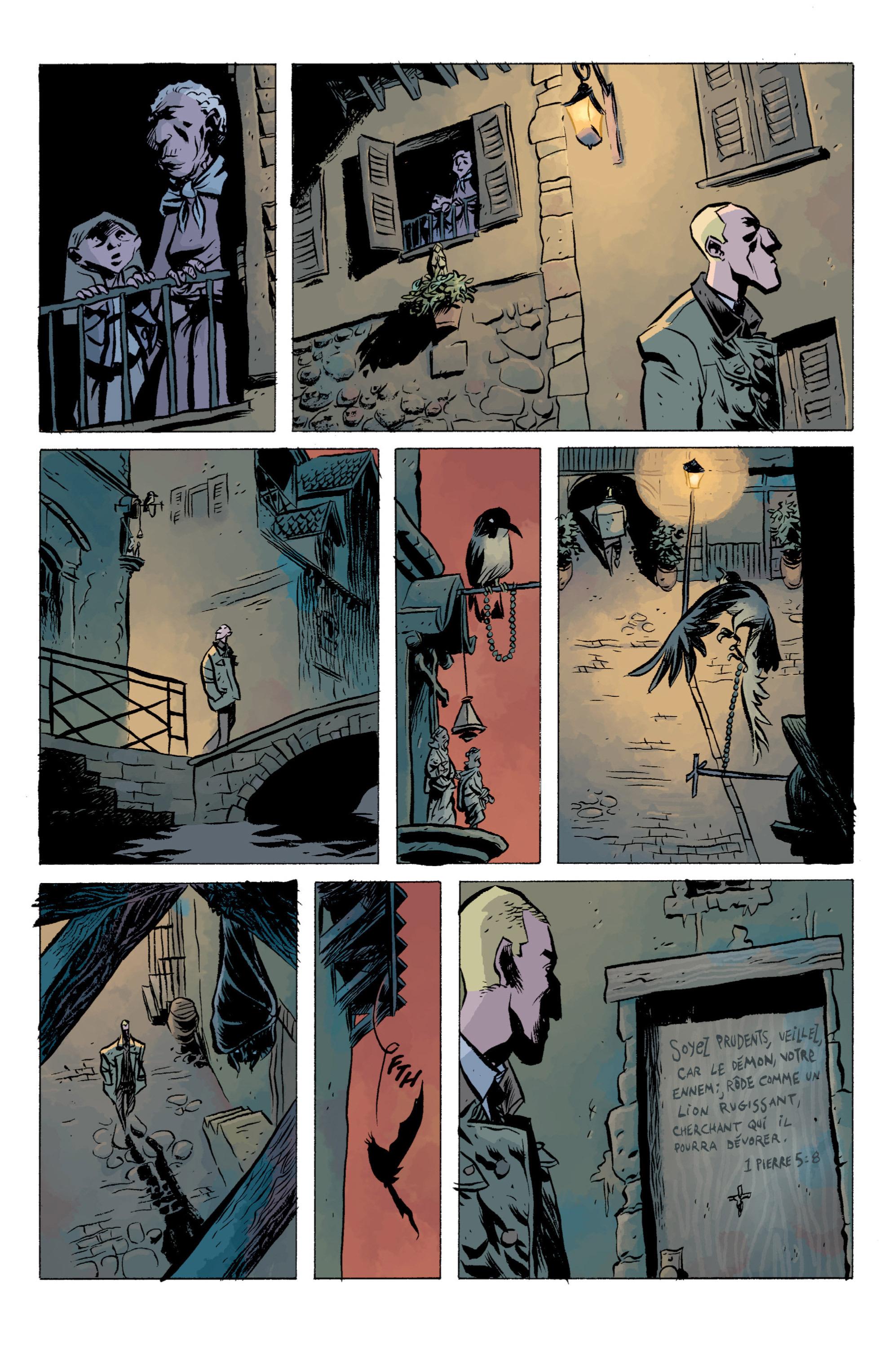 Read online B.P.R.D. (2003) comic -  Issue # TPB 13 - 21
