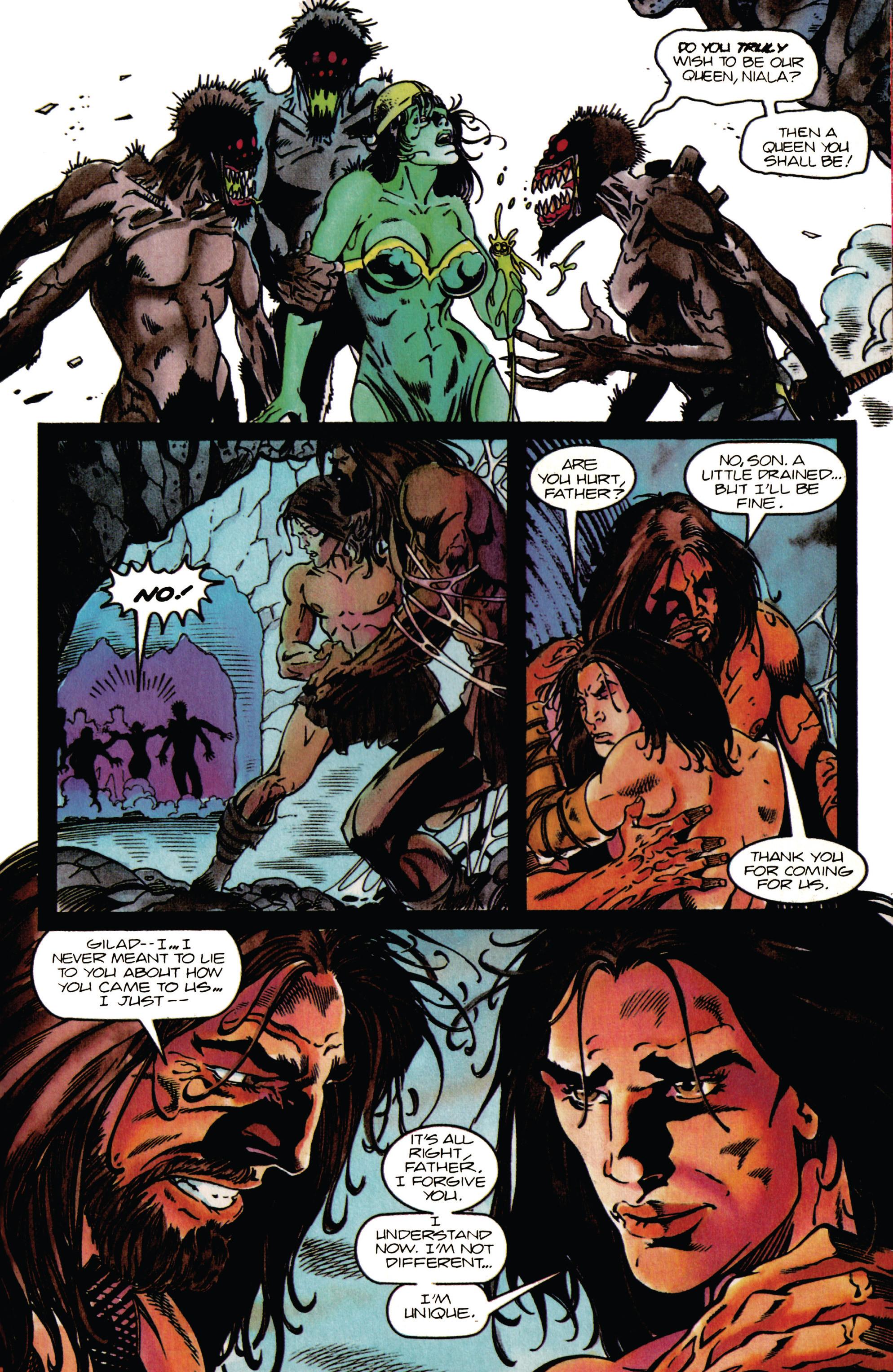Read online Eternal Warrior (1992) comic -  Issue #38 - 18