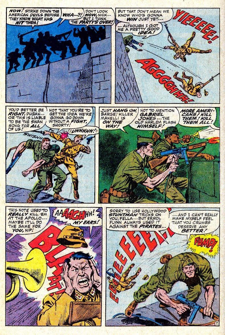 Read online Sgt. Fury comic -  Issue #64 - 12