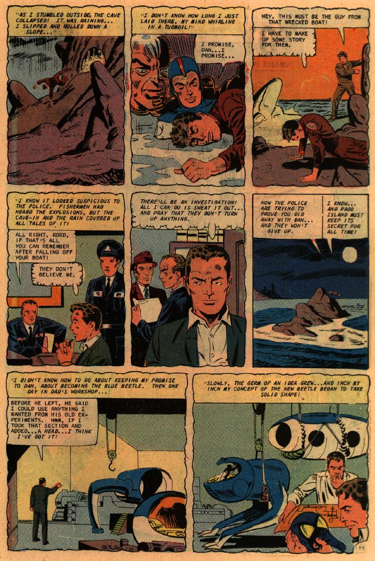 Blue Beetle (1967) issue 2 - Page 15