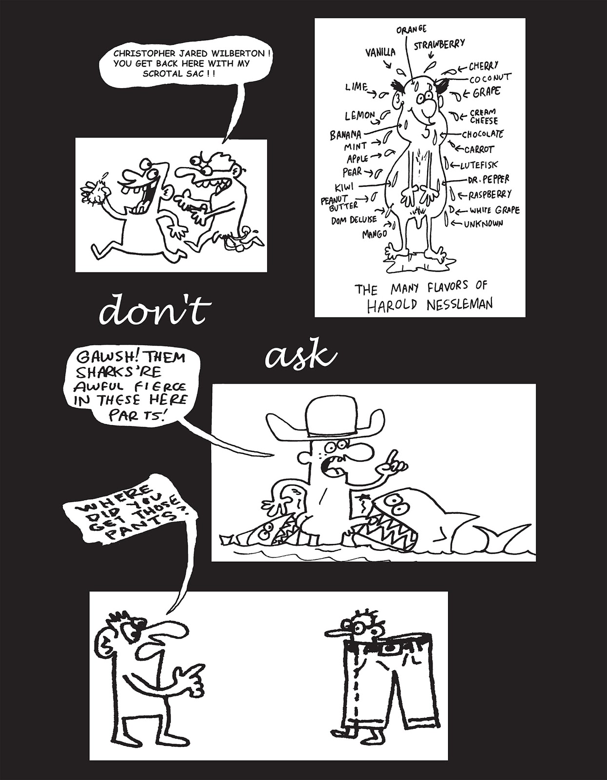 Read online Magic Whistle comic -  Issue #7 - 19