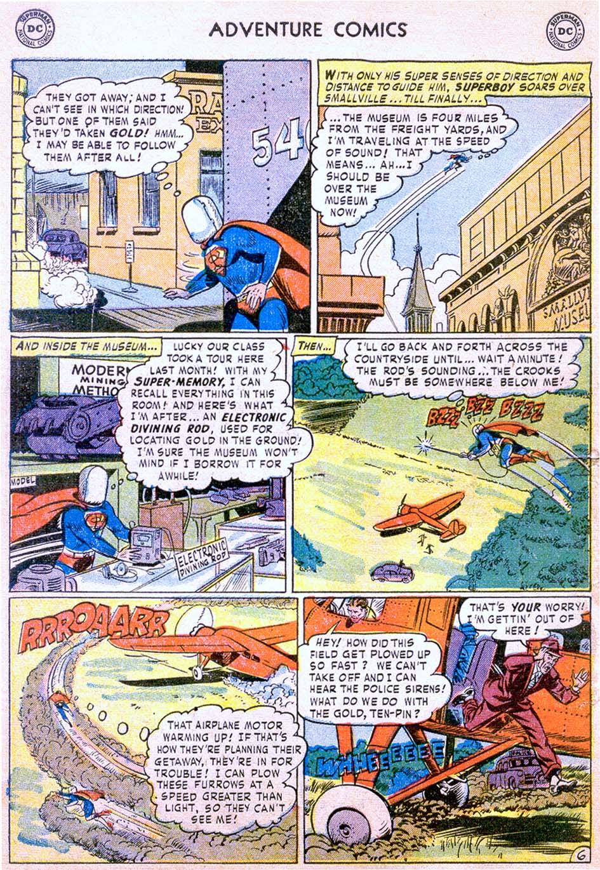 Read online Adventure Comics (1938) comic -  Issue #178 - 8