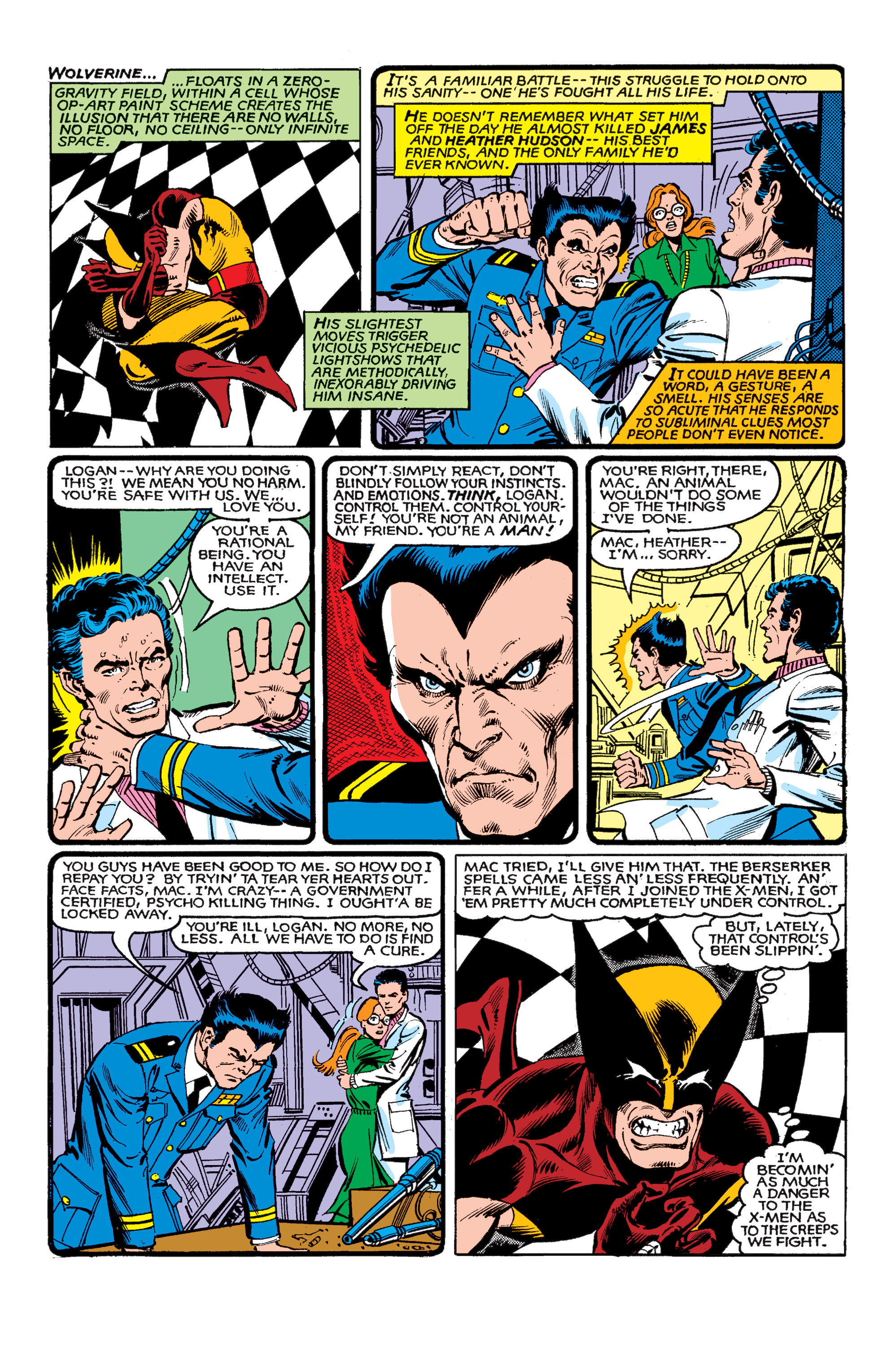 Read online Uncanny X-Men (1963) comic -  Issue #147 - 12